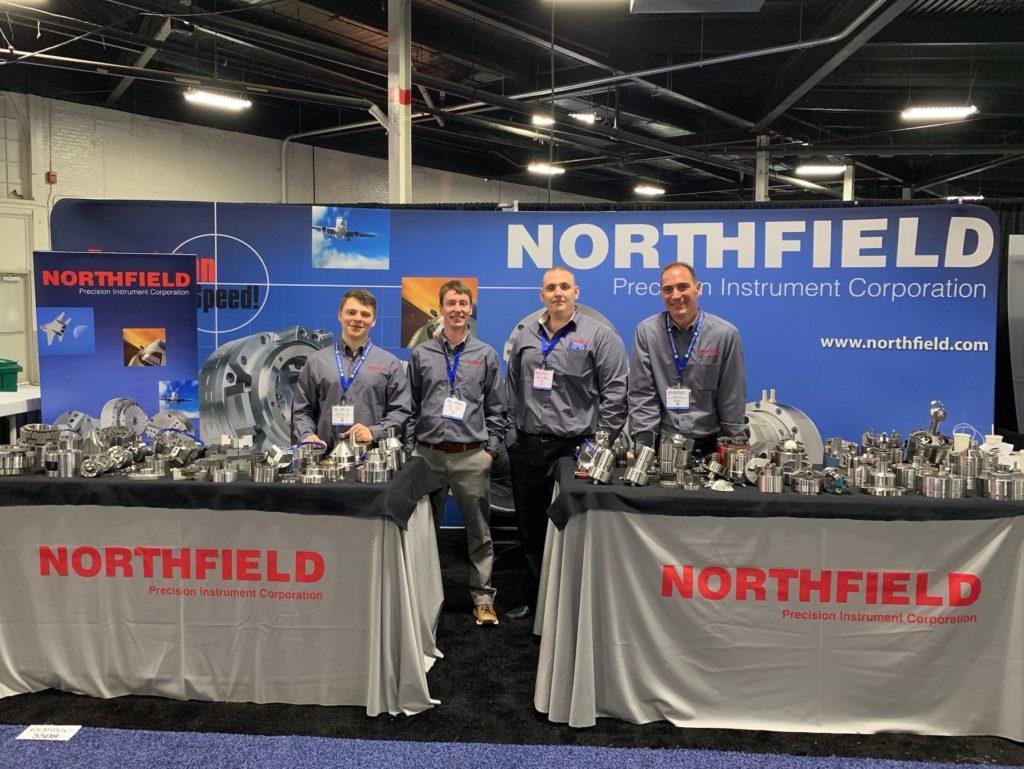 Northfield Team Exhibition Stand